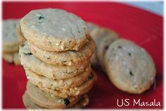 US Masala: Khara biscuit