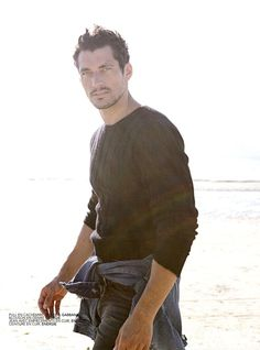 David Gandy (Twist Magazine)