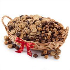 Costco: Mrs. Fields® Cookies Deluxe Bites Basket