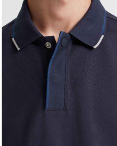 Polo Shirt Style, Polo Shirt Design, Polo Rugby Shirt, Polo T Shirts, Men's Polo, Club Monaco, Camisa Polo, Mens Tees, Men Dress