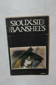 SIOUXSIE AND THE BANSHEES ΣΥΛΛΟΓΙΚΟ ΕΡΓΟ Siouxsie And The Banshees, Used Books, Comics, Cover, Art, Art Background, Kunst, Comic Book, Cartoons