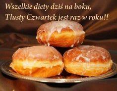 Polish Breakfast, Bread, Humor, Cake, Recipes, Food, Thursday, Happy Birthday, Funny