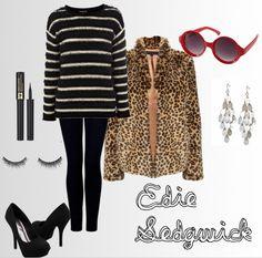 Edie Sedgwick style