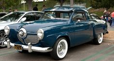 1949 Studebaker Champion Regal De Luxe Starlight Coupe