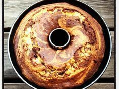 Saftiger Marmorkuchen nach Omas Art