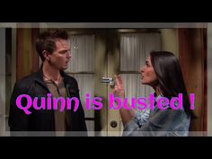 Bold and the Beautiful - BoldTalk 3/12/16 Quinn is busted!