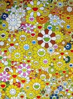 An Homage to Monogold, 1960 2012 by Takashi Murakami
