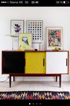 Vintage furniture - decor