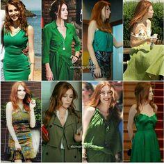 Yeşil giy çiçeğim ol demişler