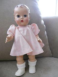 "Vintage Arranbee R&B Dream Baby? 12"" Composition Baby doll -Rock a Bye Eyes"
