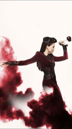 Awesome Evil Queen Regina in awesome art