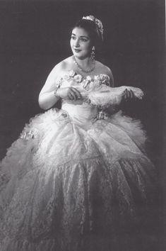 Maria Callas - Traviata (Venice, 1953)