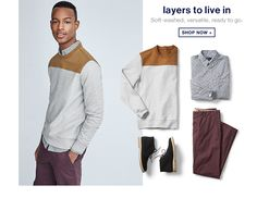 layers to live in