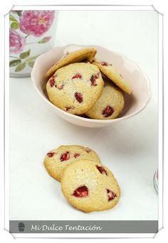 Mi dulce tentación: Bizcogalletas de Yogurt y Fresas