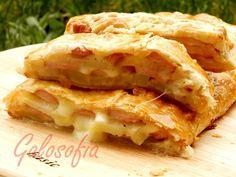 Rotolo pasta sfoglia wurstel e patate-ricetta stuzzichini e antipasti-golosofia