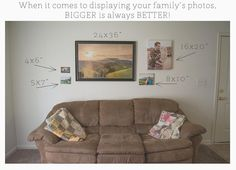 Rachel King Photography #photography #printsizes