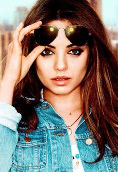 Mila Kunis Glamour Girl
