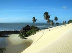 Genipabu Beach & Dunes (Natal, Brazil)