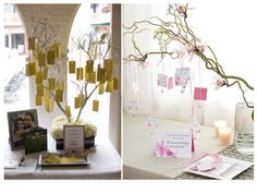 Tus ramos de novia: Árbol de los deseos