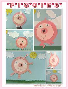 This Little Piggy Art Projects