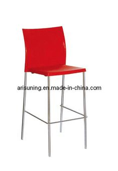 Plastic Modern Ergonomic Bar Chair (1148B) Folded : Unfolded. Usage : Bar. Kind : Bar Chair. High quality under inspection of each plastic modern bar chair -can be used many different situation, like(meeting chair, office chair, dining ect) -injection moulded polypropylene seat and back -very stronger steel frame and chair-top -100kgs can be undertake chair on the weight Modern Bar, Bar Chairs, Steel Frame, Stool, Plastic, Dining, Furniture, Home Decor, Bar Stool Chairs