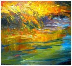 Gloria Coker - Love her paintings!