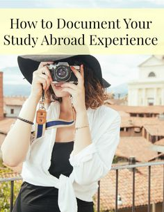 When studying abroad there are the obvious ways to document your trip by taking pictures and posting on social media. If you're like me though, you probably want a little bit more special way to document your experience and remember it for years to come. In preparing for my trip I wanted to plan ahead …