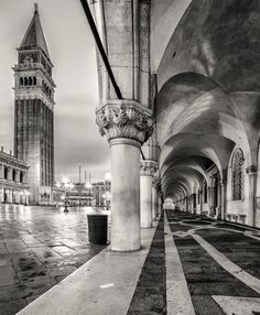 Piazza San Marco, Venice Photo by Alejandro Merizalde — National Geographic Your Shot