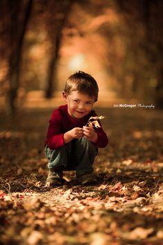 Autumn Boy II (by IanDMcGregor)