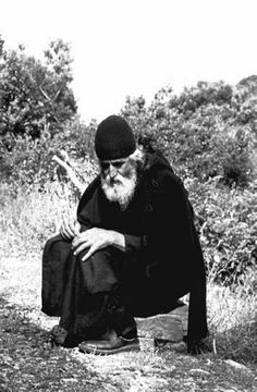 "St John Climacus: ""Prayer brings one sort of joy to those living in community, and another to those praying in stillness. Elation is sometimes characteristic of the former, but humility is always to be found in the latter."