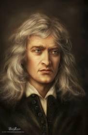 Isaac Newton perteneció al campo de la astronomía, física, teología y matemática. Entre sus hallazgos científicos se encuentran el descubrimiento de que el espectro de color que se observa cuando la luz blanca pasa por un prisma es inherente a esa luz. Fue el primero en demostrar que las leyes naturales que gobiernan el movimiento en la Tierra y las que gobiernan el movimiento de los cuerpos celestes son las mismas.