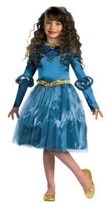 Girl's Brave Merida Shimmer Deluxe Exclusive Costume $30.00