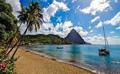 REISEKALENDER 2015: Januar: St. Lucia - Karibischer Start ins neue Jahr!