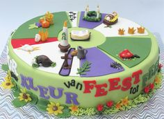 Liturgical Colors And The Seasons Of The Church Year on Cake Central