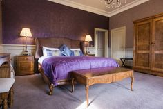 Gallery Direct delivered 12 rooms of furniture and mirrors to the Muckrach Country House Hotel in February 2015, as part of the hotel's refurbishment - and helps the property win TripAdvisor awards...
