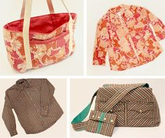 make bag from shirt tutorial