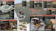 Timeline of events: Eight bombers carried out the devastating attacks on Friday night, lea...