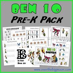 Ben 10 pack