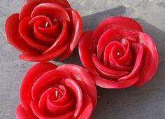 Velas de Rosas.