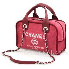 シャネル ハンドバッグ ドーヴィルライン ロゴキャンバス A92749 CHANEL バッグ 2wayショルダーバッグ
