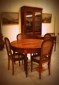 #french #diningRoom #antiques #furniture