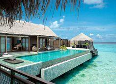 Islas Maldivas: un lugar soñado, para disfrutar el mar a pleno ...