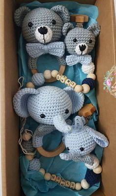 44 Awesome Crochet Amigurumi For You Kids for 2019 Page 40 of 44 Crochet Baby Toys, Crochet Patterns Amigurumi, Amigurumi Doll, Crochet Animals, Crochet Dolls, Baby Knitting, Plaid Crochet, Cute Crochet, Crochet For Kids