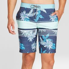 6e802734eb Whether you're relaxing at the beach or running errands around town you'll  love wearing the Marksman Hybrid Swim Shorts from Goodfellow and…