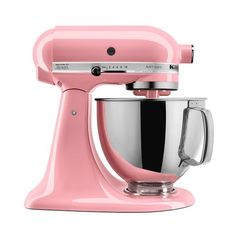 Williams-Sonoma KitchenAid(R) Artisan Stand Mixer ($380) ❤ liked on Polyvore featuring home, kitchen & dining, small appliances, kitchen aid stand mixers, kitchenaid stand mixer, kitchenaid standmixer, kitchenaid standing mixer and kitchenaid small appliances