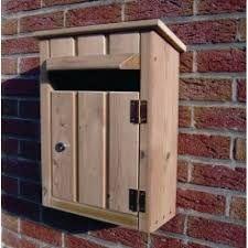 Bildergebnis für brievenbus hout