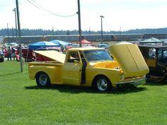 Chevy C10 Suicide Doors Foreword Tilt Hood
