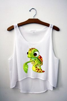 Squirt Crop Top – Hipster Tops