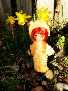 A Little Bear in Flower Forest! 39/365