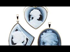 Lockets are timeless pieces of jewelry that can be handed down for generations to come, but a cameo locket is even more special.